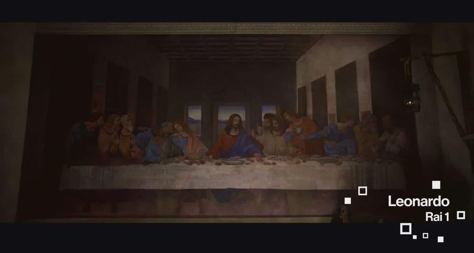 Leonardo sbarca su Rai 1: 4 serate evento nel 2021
