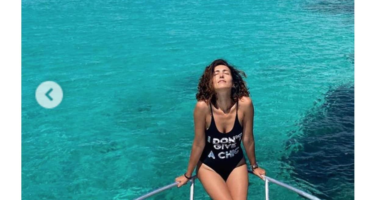Caterina Balivo rivela dov'è suo marito ma lei resta in vacanza in Sicilia (Foto)