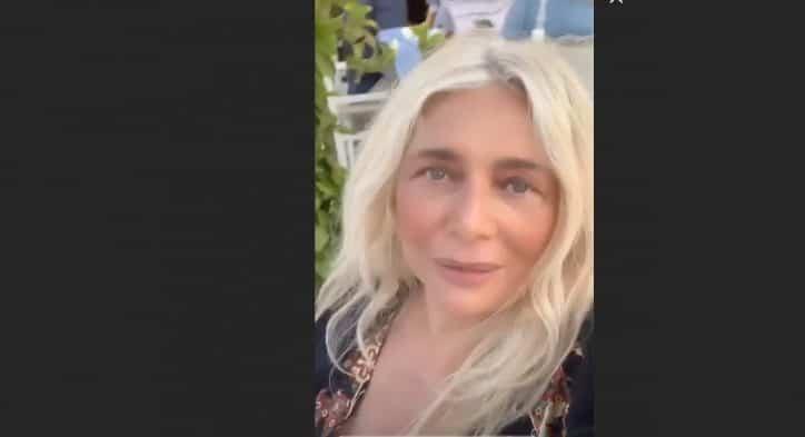 Mara Venier guarita dopo l'infortunio, marito: