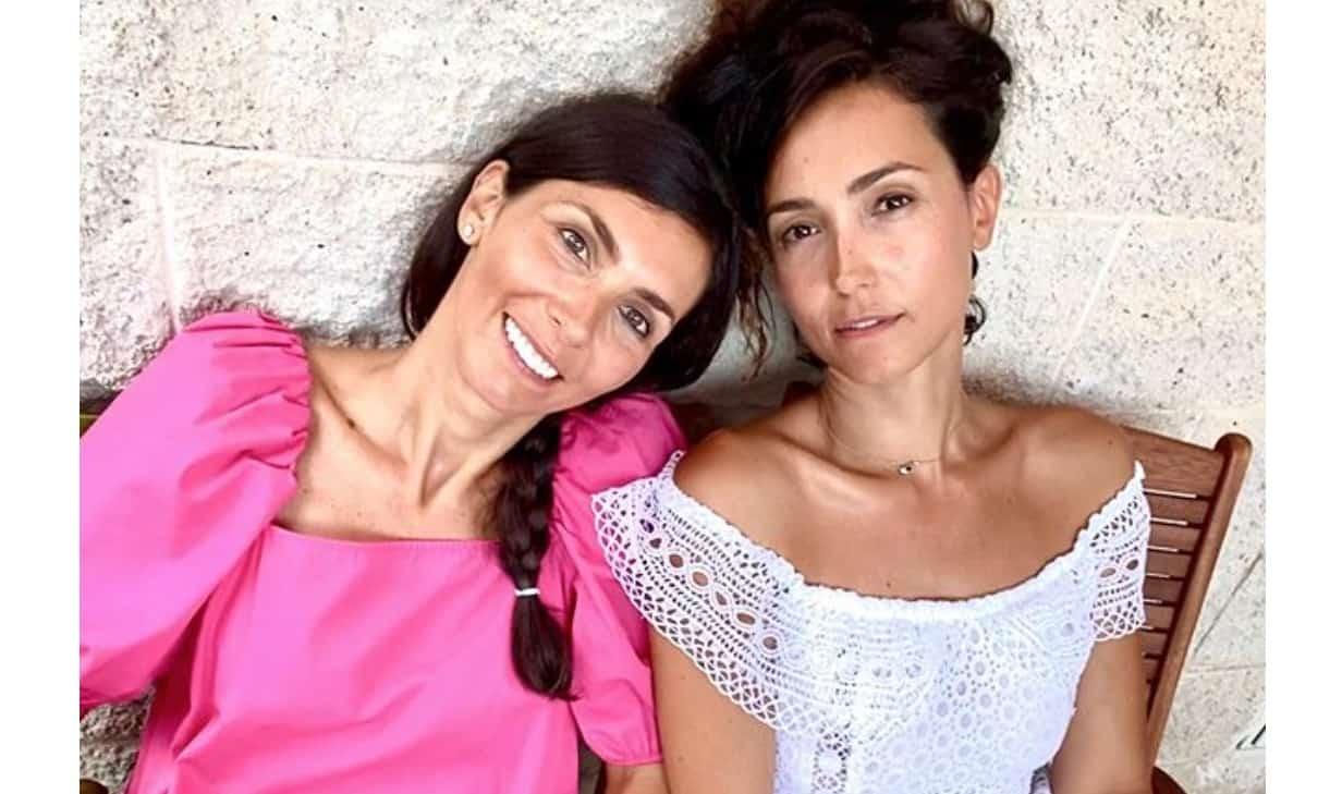 Caterina Balivo e le sorelle, bellissime al compleanno del piccolo Domenico fanno una previsione (Foto)