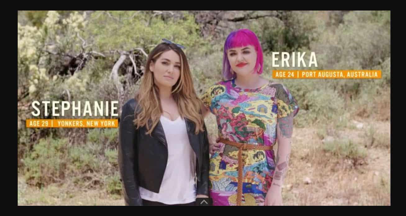 90 giorni per innamorarsi-prima dei 90 giorni: Erika e Stephanie stanno ancora insieme?