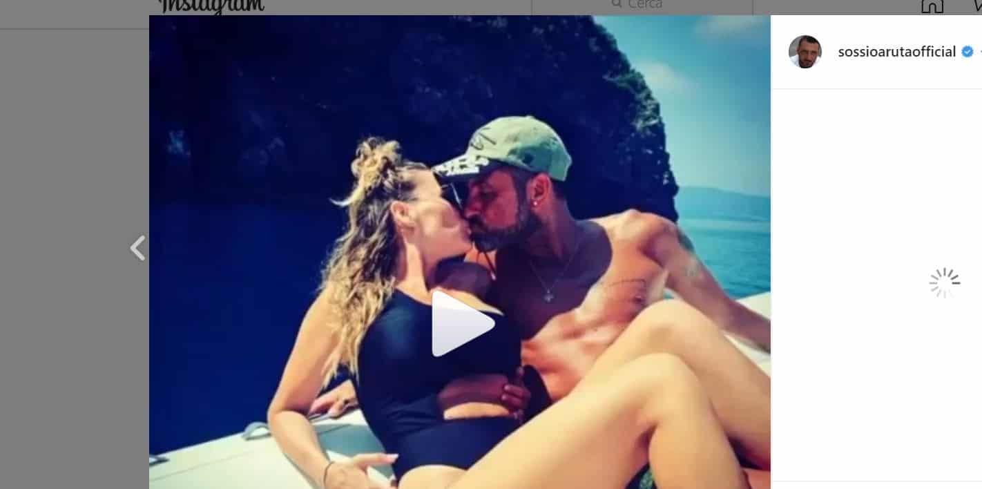 Sossio Aruta e Ursula Bennardo sposi e il calciatore vuole una testimone speciale per le nozze