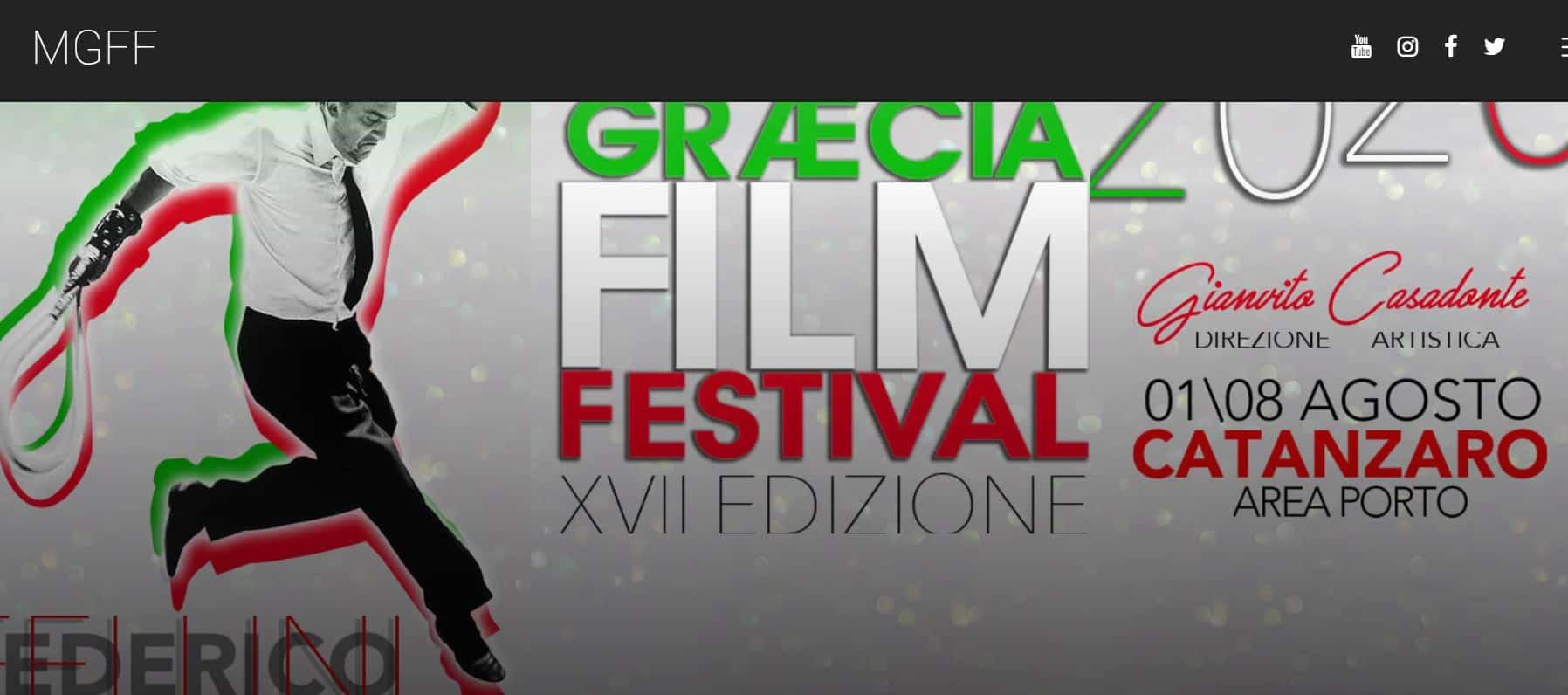 Anche Ronn Moss al Magna Grecia Film Festival 2020