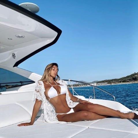 Flavio Briatore, la sua nuova fidanzata l'abbiamo già vista a Miss Italia (Foto)
