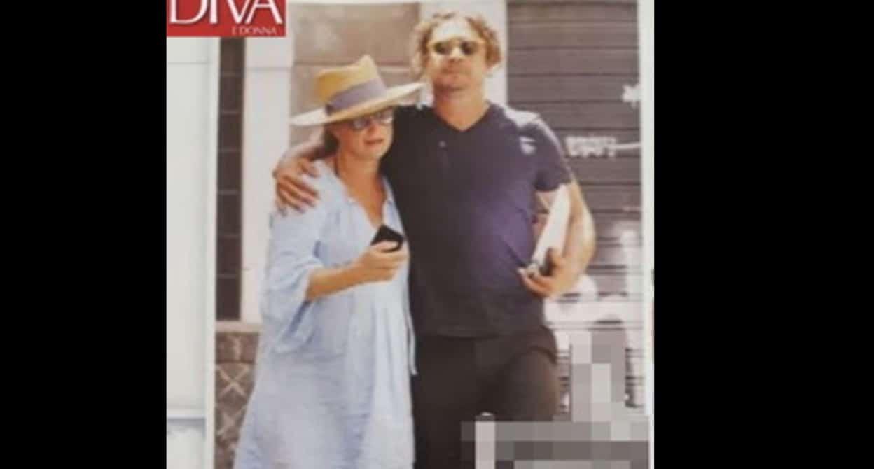 Riccardo Scamarcio è diventato papà, le prime foto con la figlia