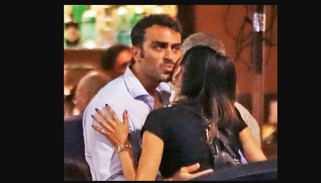 Gianmaria Antinolfi senza Belen ma con la sua ex: con la Rodriguez è già finita