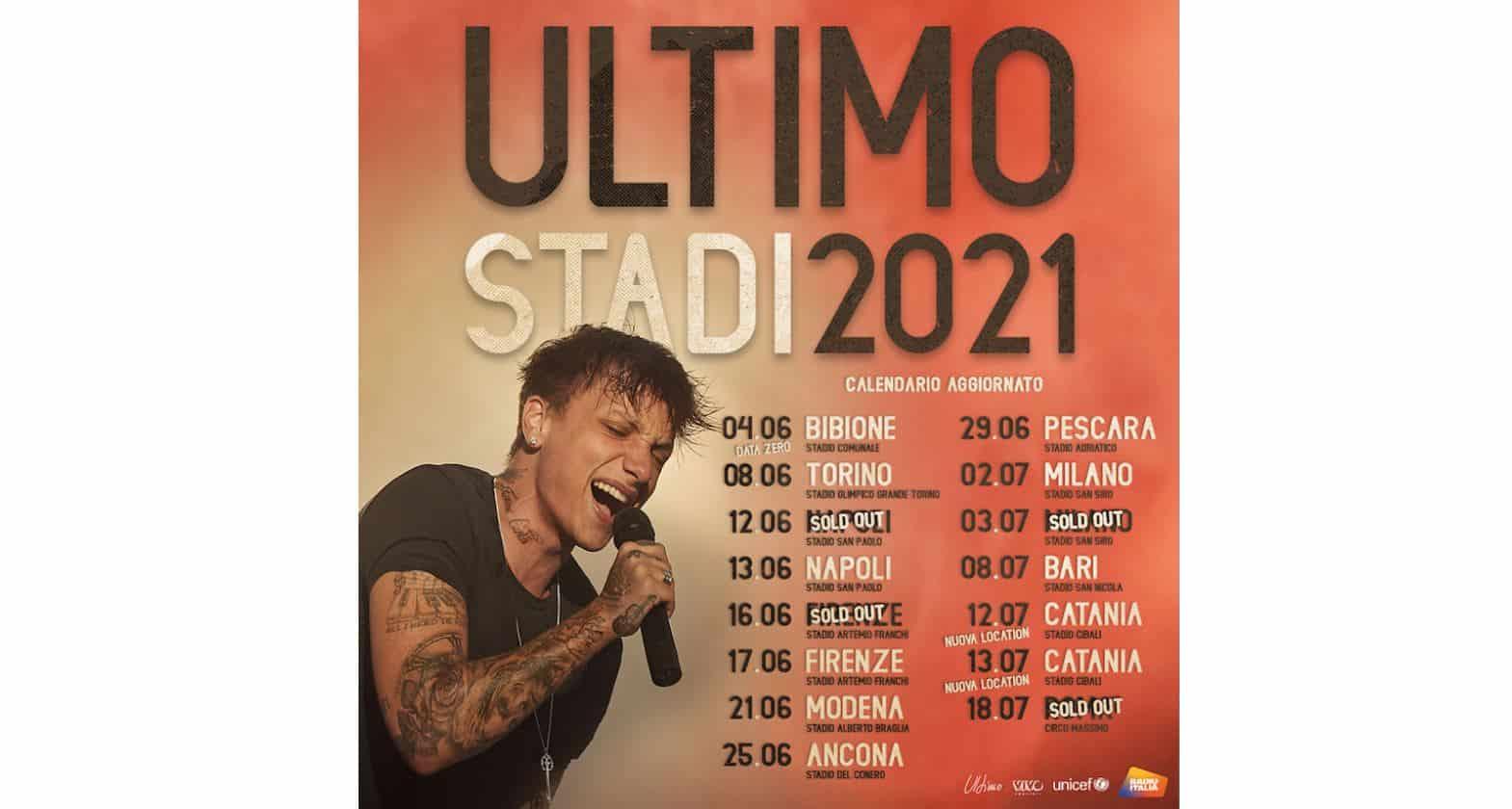 Ultimo stadi 2021 con nuove date: il calendario aggiornato