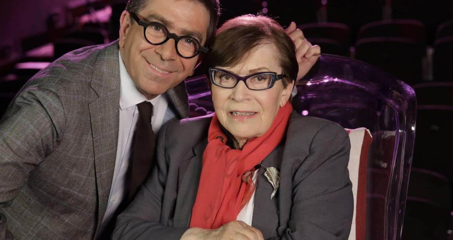 I 100 anni di Franca Valeri: l'omaggio della Rai con Essere Franca