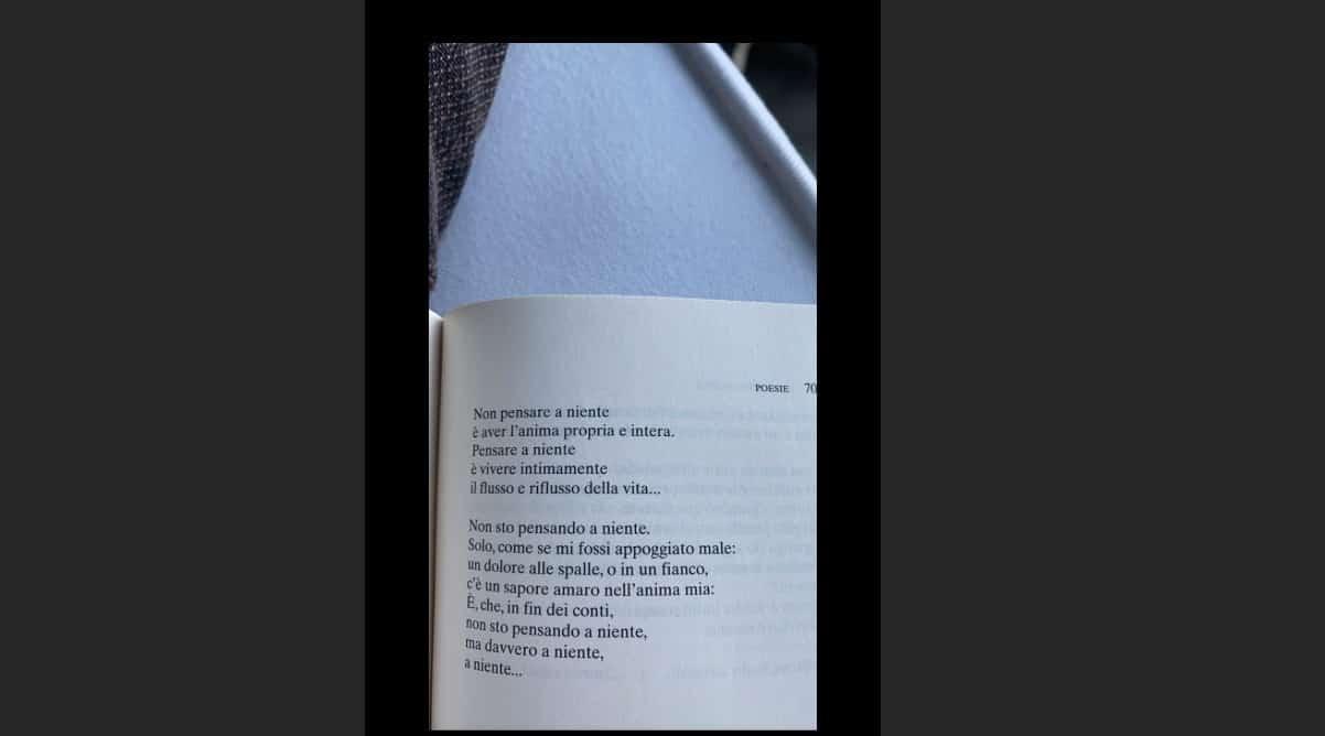 Le letture di Belen sono pugnalate per Stefano De Martino? (Foto)
