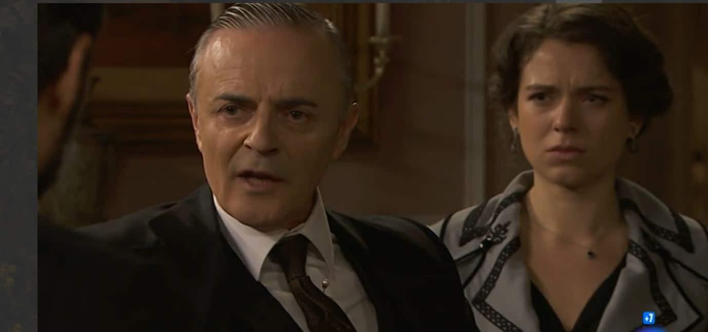 Una vita anticipazioni prima serata rete 4: Agustina sta morendo, colpa di Ursula?