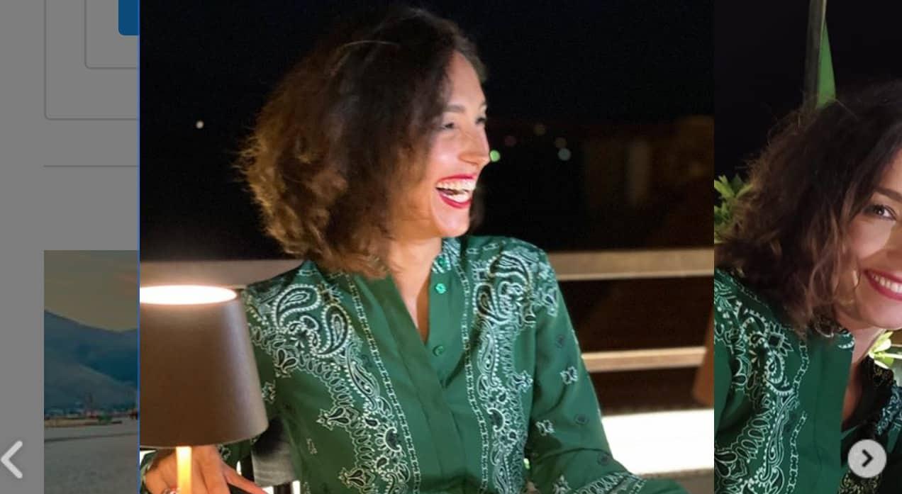 Caterina Balivo torna a casa dai genitori e ad Aversa è più felice che mai (Foto)