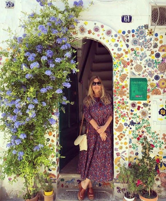 Selvaggia Lucarelli in vacanza in Puglia continua a festeggiare felice compleanno e amore (Foto)