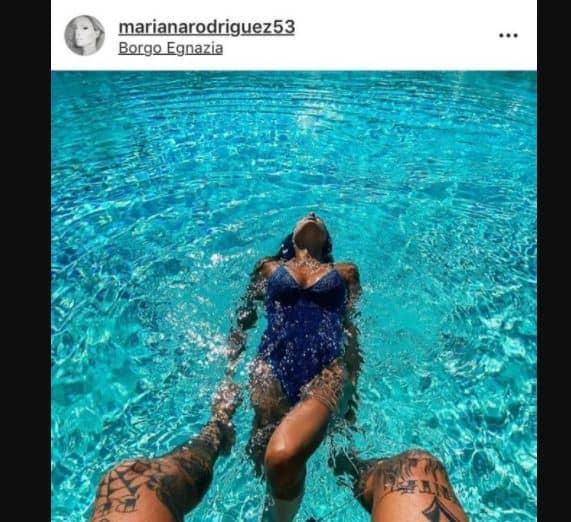 Per Mariana Rodriguez un nuovo amore, altro che De Martino per lei c'è Cristiano