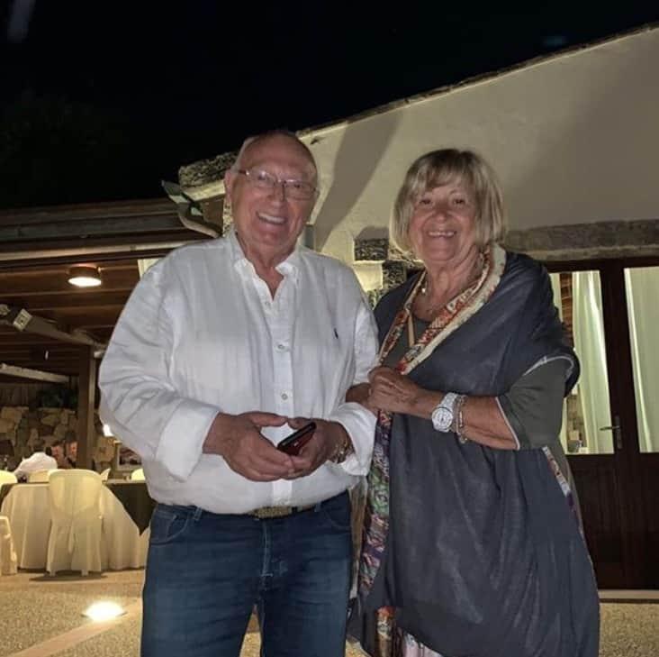 Per Anna Moroni e Tonino una serata speciale e arrivano i complimenti dalla Prova del cuoco (Foto)