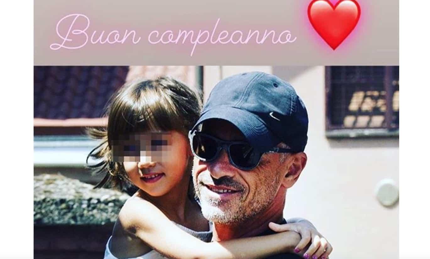 Eros Ramazzotti e Marica Pellegrinelli festeggiano il compleanno della figlia Raffaela (Foto)