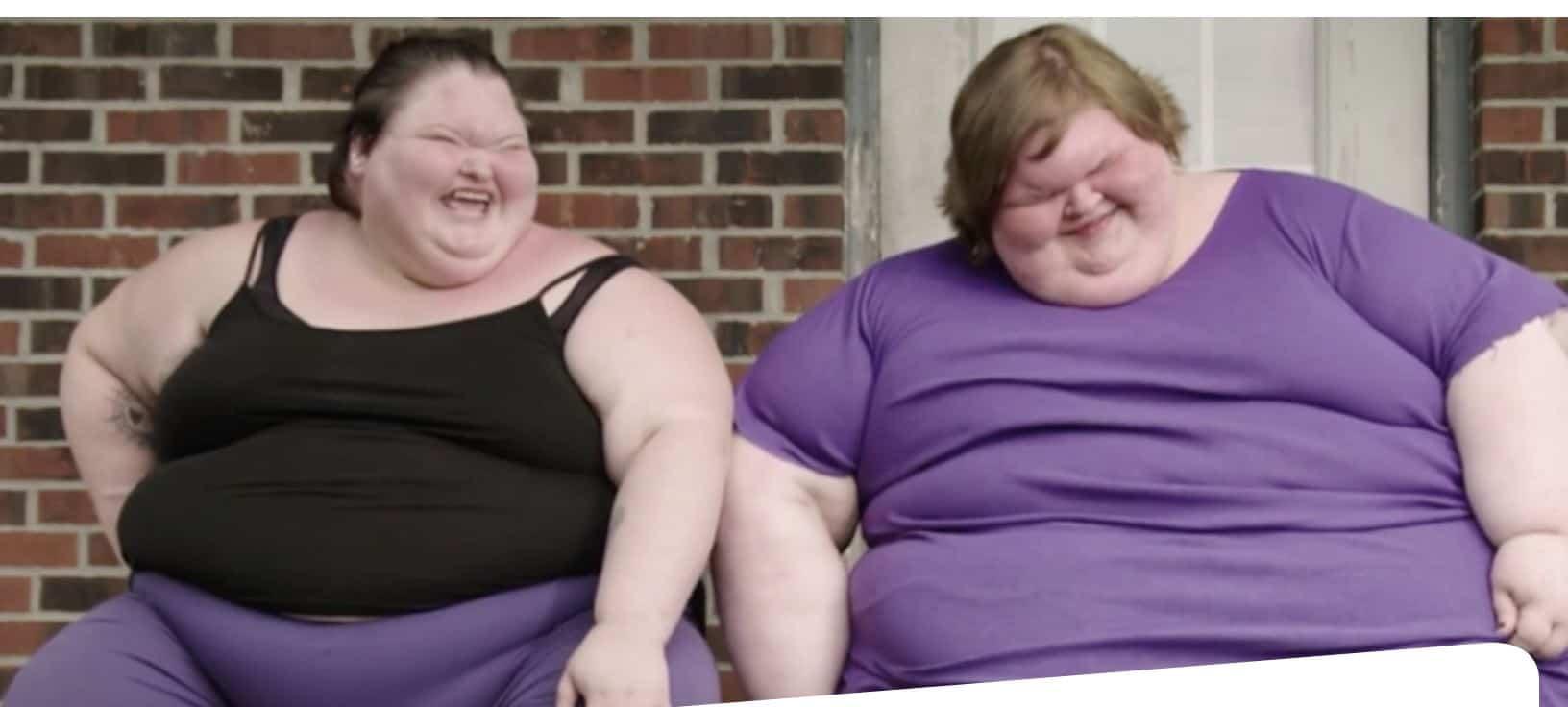 Sorelle al limite Real Time: Amy e Tammy sognano di dimagrire e avere una vita normale