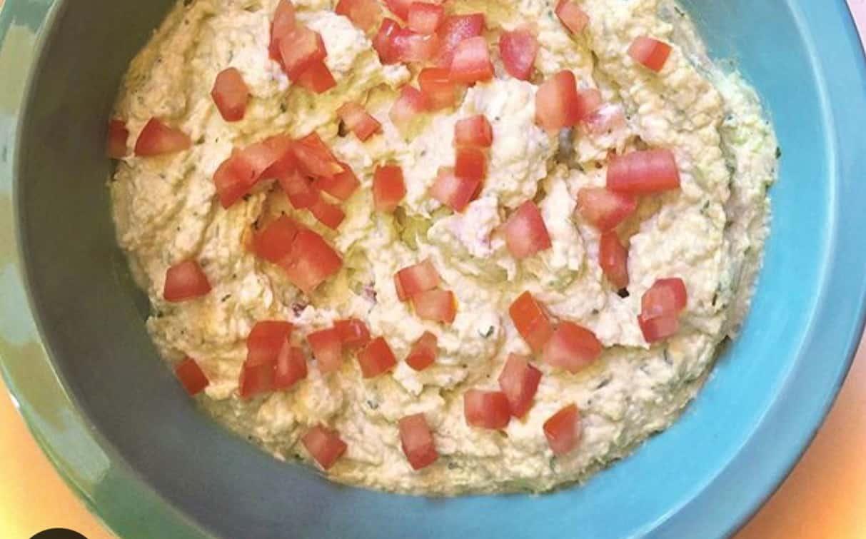 La ricette estiva di Luisanna Messeri, la crema fredda e salata che va solo in frigo