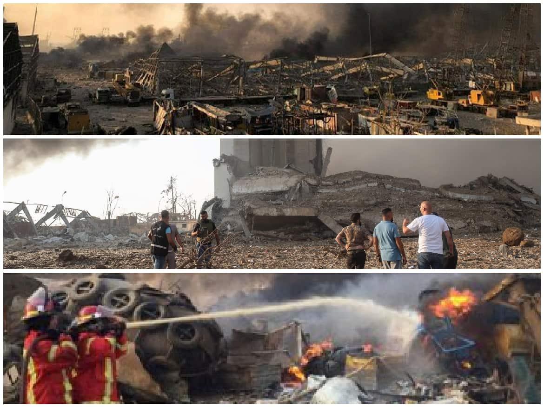 Esplosioni Beirut ultime notizie: oltre 100 morti, 4000 i feriti. 2750 tonnellate di nitrato di ammonio distruggono tutto