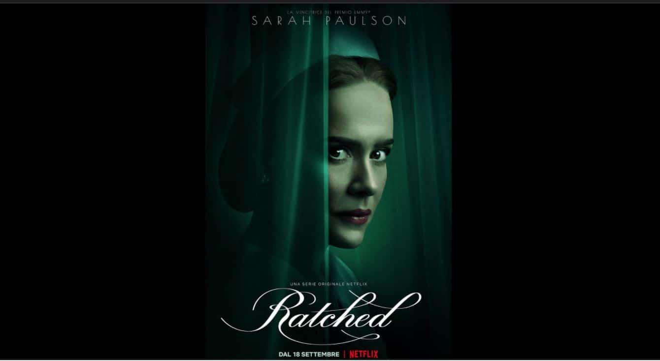 Ratched a settembre su Netflix: cosa sappiamo sulla nuova serie con Sarah Paulson