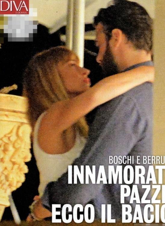 Giulio Berruti e Maria Elena Boschi che look e che passione per far sognare tutti (Foto)