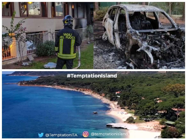 A fuoco l'Is Morus Relais l'hotel location di Temptation Island in Sardegna: si tratta di un attentato