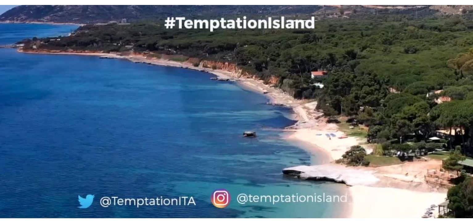 Temptation Island con Alessia Marcuzzi pronto al debutto tra test sierologici, quarantene e coppie nip da scoprire