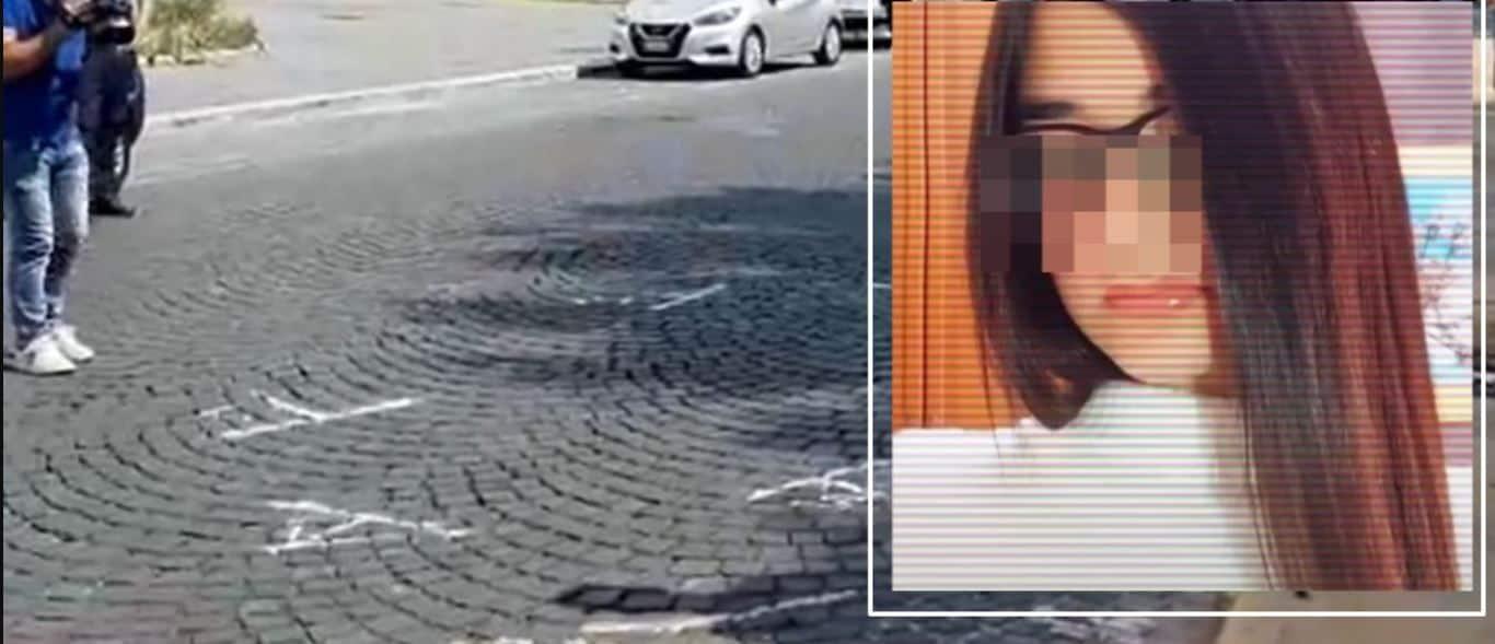 Due amiche travolte mentre attraversano la strada a Napoli: Maya muore a 15 anni