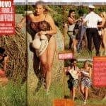 """Francesca Cipriani manda in tilt il web: """"Una sirena leopardata""""  FOTO"""