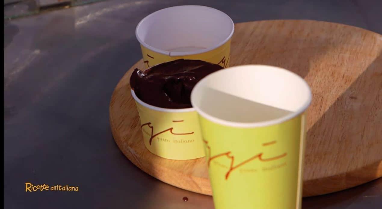 Gelato al cioccolato fatto in casa con la ricetta di Carmelo