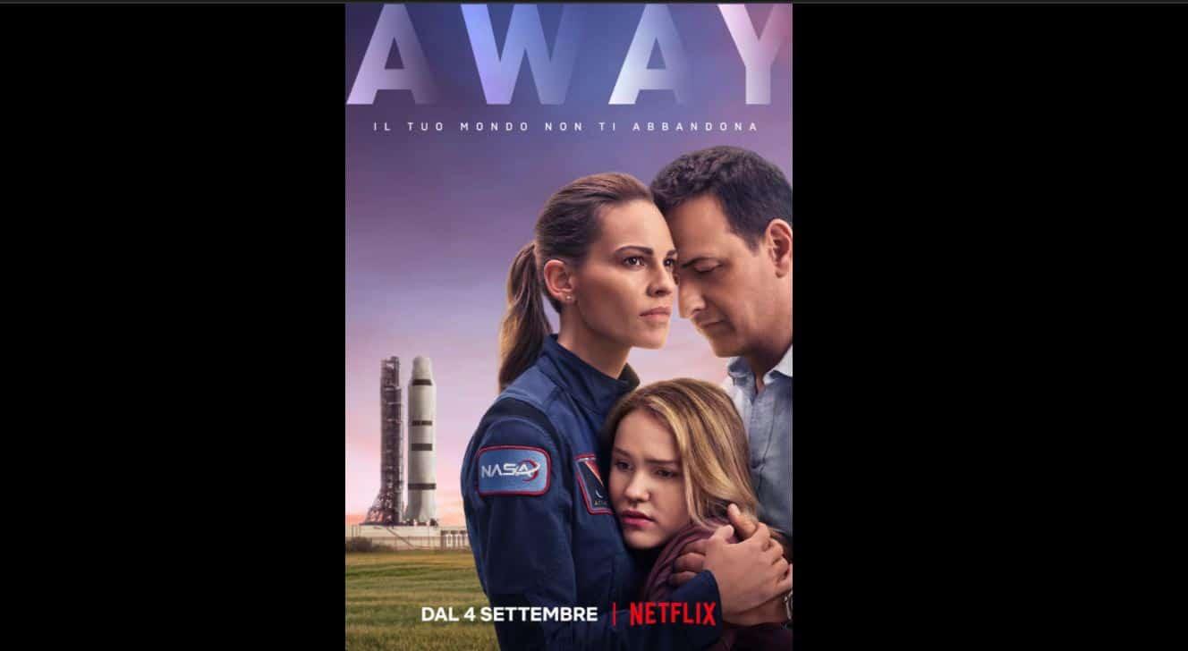 A settembre su Netflix arriva Away: tutto quello che sappiamo sulla serie con Hilary Swank