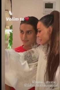 Il figlio di Fabrizio Corona e Nina Moric emoziona raccontando dei suoi genitori (Foto)