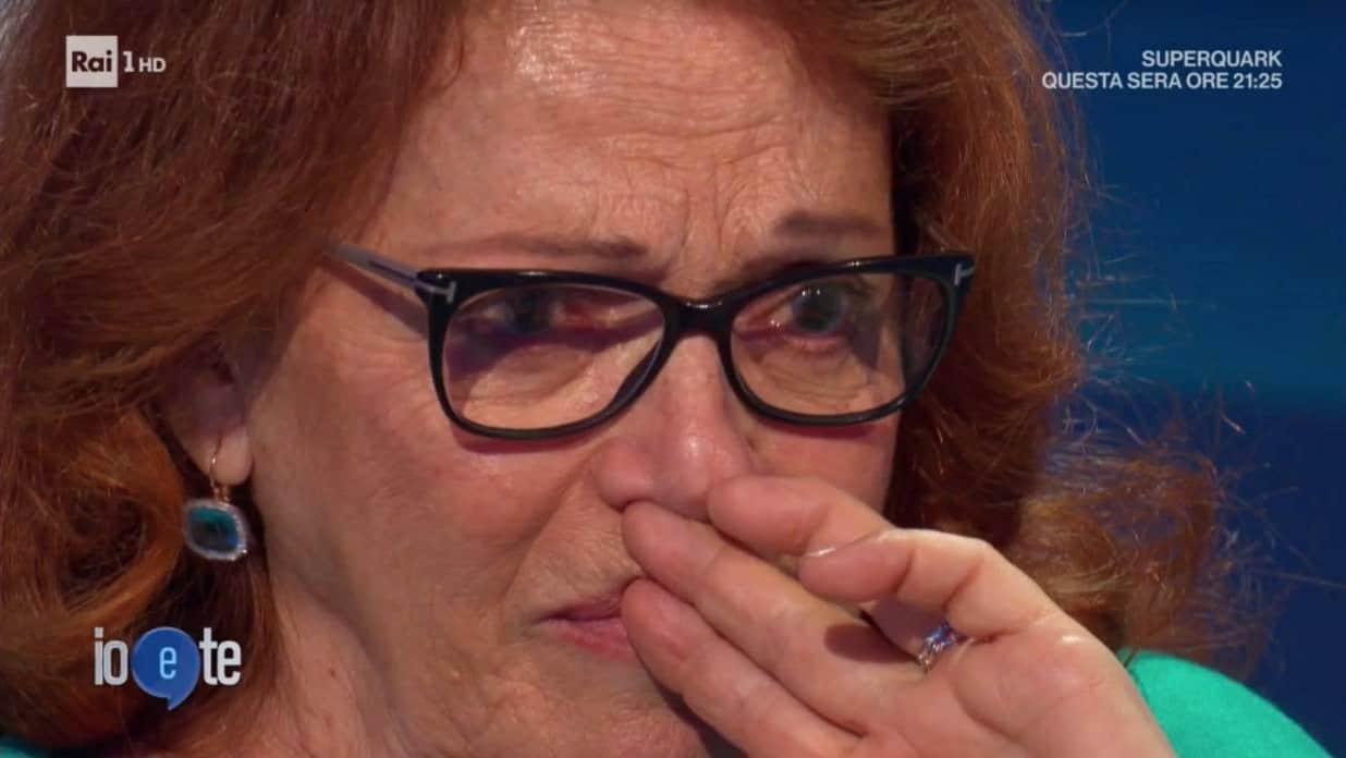 Valeria Fabrizi: Tata Giacobetti è morto mentre organizzavano le nozze d'argento