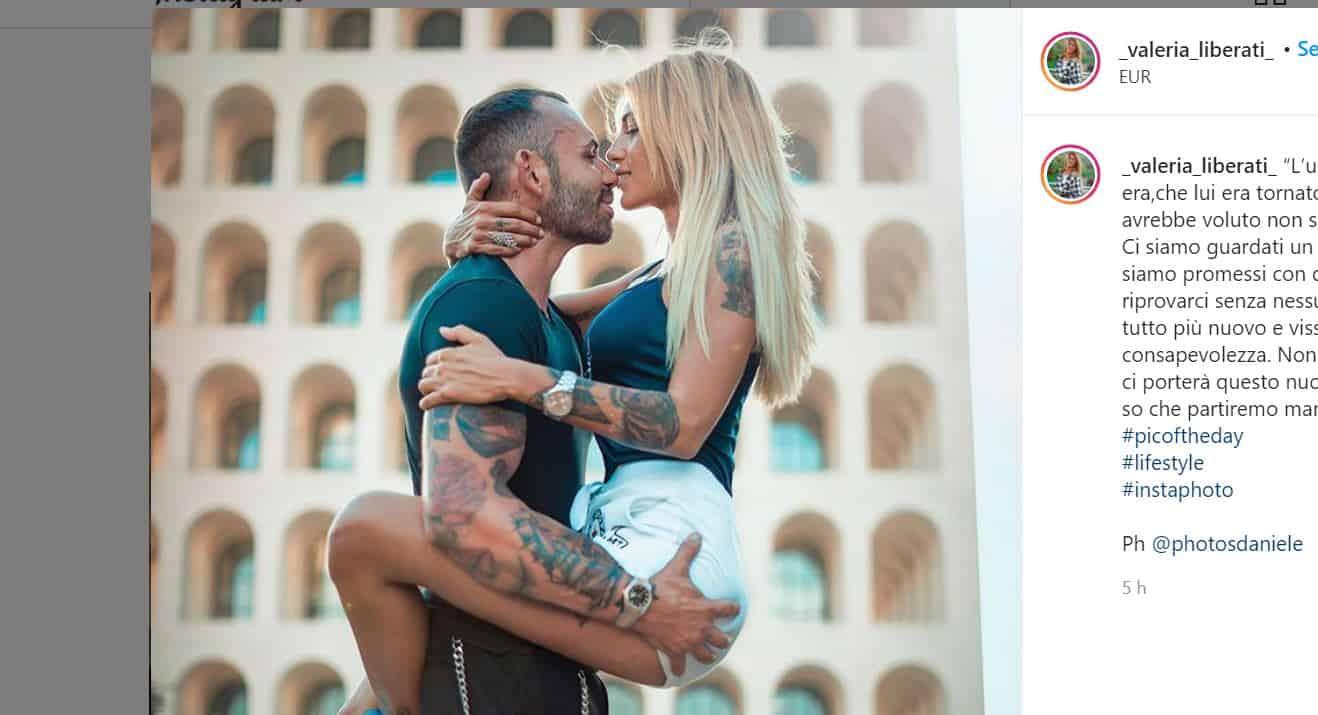 Valeria Liberati e Chavy di nuovo insieme anche sui social ma hanno paura dei commenti