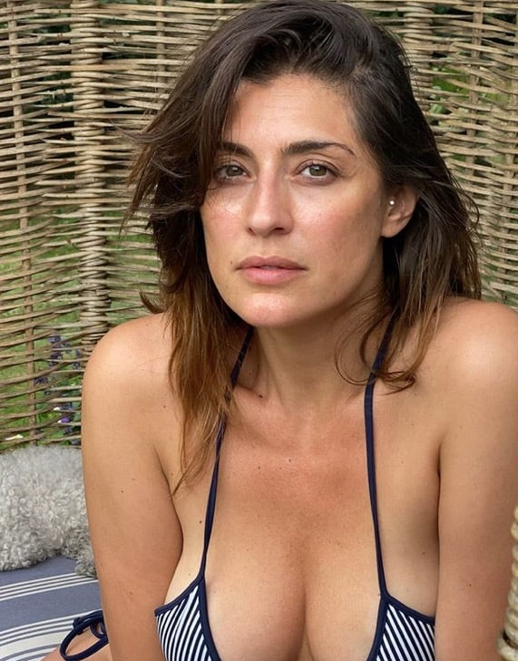 Elisa Isoardi già in gran forma per Ballando con le Stelle, torna a Roma pronta a ricominciare (Foto)