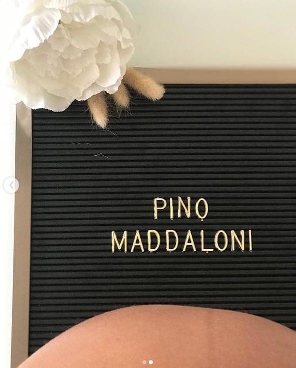 Romina e Marco Maddaloni svelano il nome del terzo figlio (Foto)