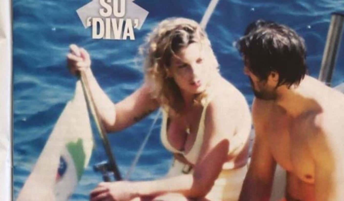 Emma Marrone flirt confermato: su Diva e Donna baci, coccole ed effusioni in barca (FOTO)