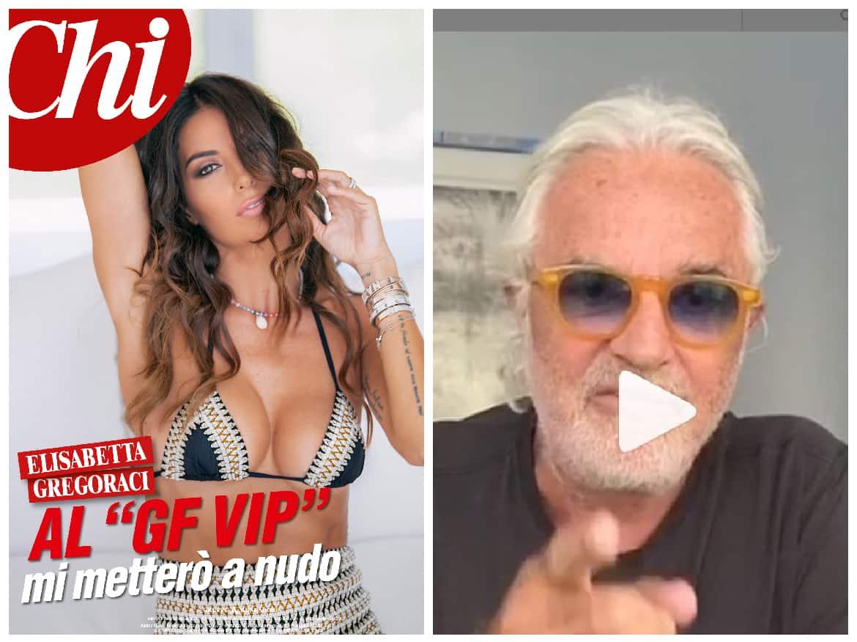 GF VIP 5 a rischio per Elisabetta Gregoraci dopo il ricovero di Flavio Briatore?