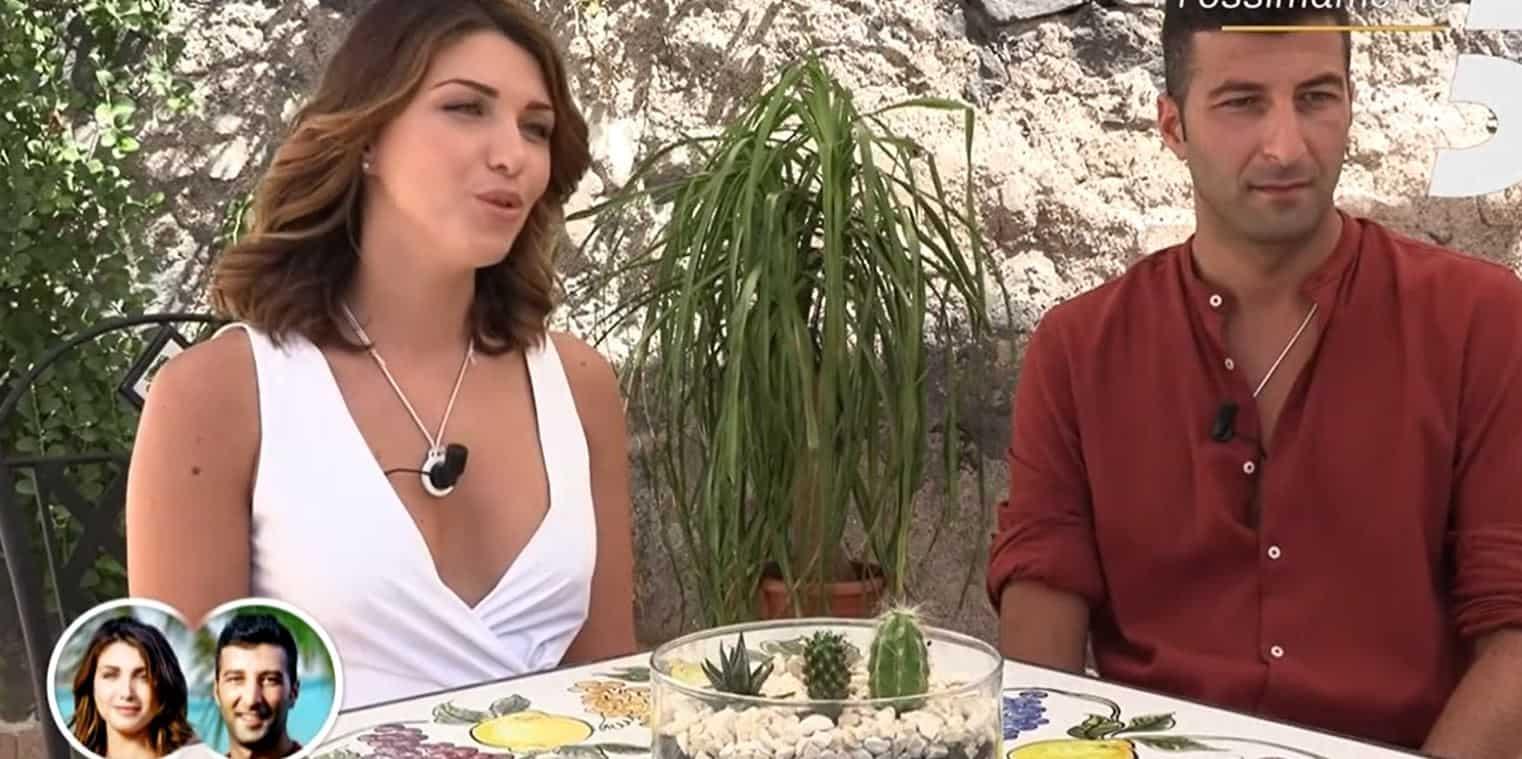 Anna e Gennaro nuova coppia a Temptation Island 2020: lui vuole sposarla, lei non risponde