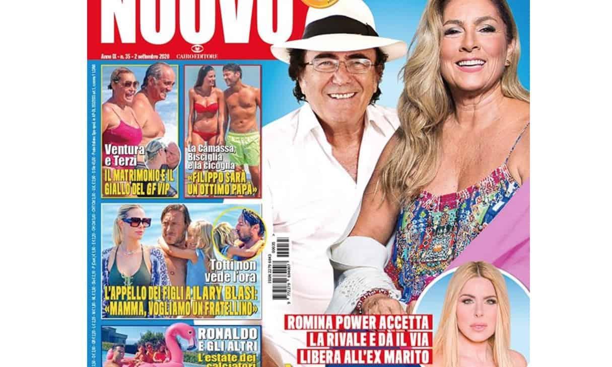 C'è il sì di Romina Power al matrimonio di Al Bano e Loredana Lecciso (Foto)