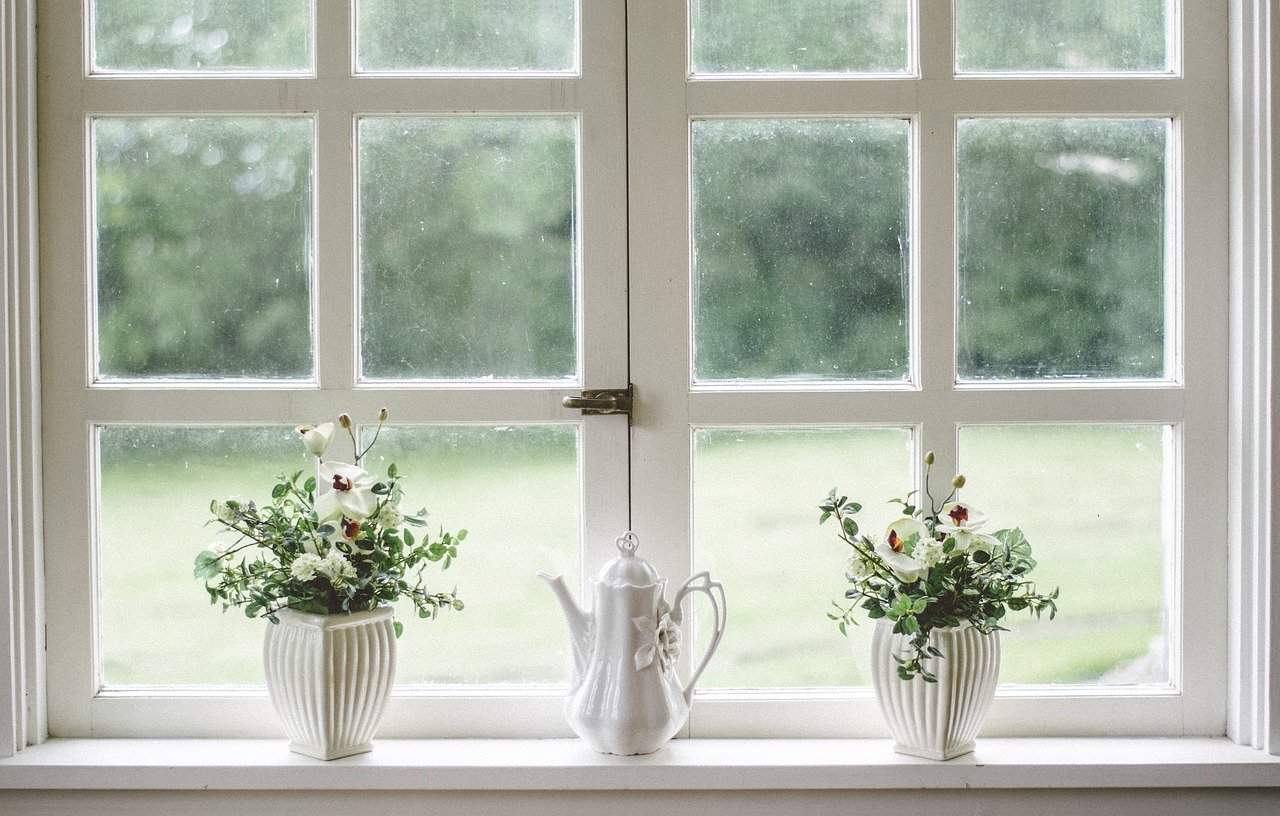 come igienizzare le finestre