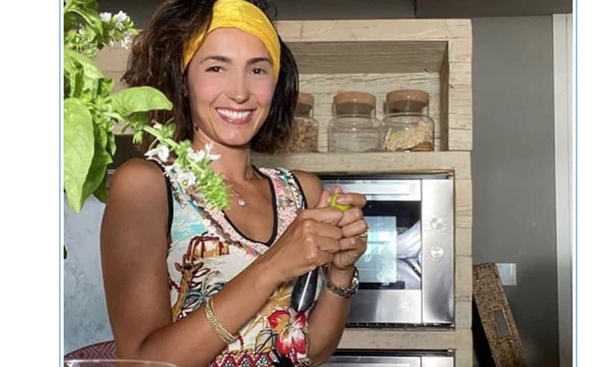 Caterina Balivo festeggia il compleanno del marito e prepara la marmellata di fichi (Foto)