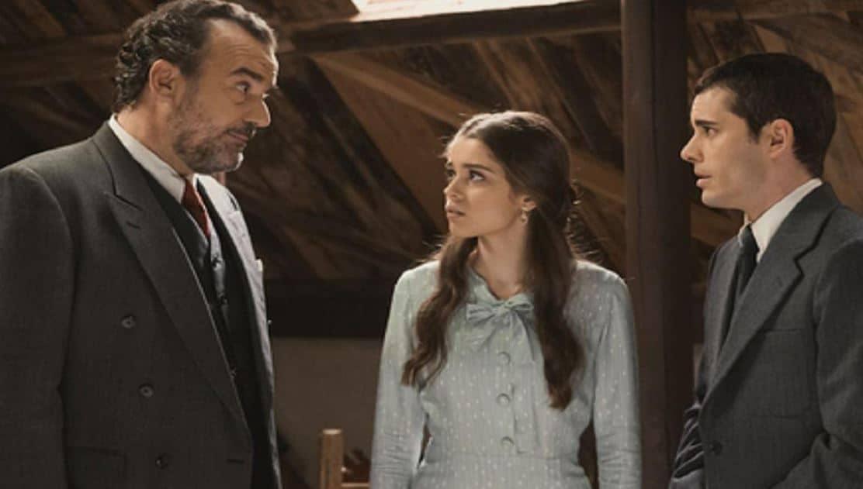 Il segreto anticipazioni in arrivo rivelazione shock: Pablo e Carolina sono fratelli?