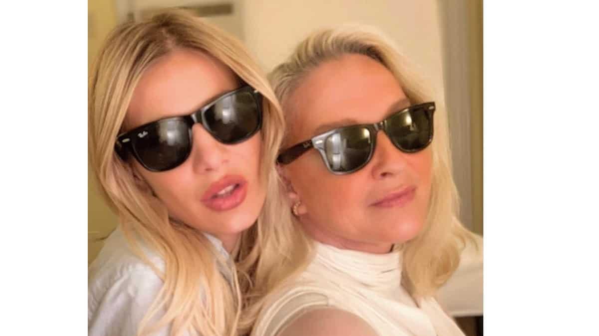Clizia Incorvaia ed Eleonora Giorgi: nuora e suocera sono legatissime e Paolo Ciavarro commenta (Foto)