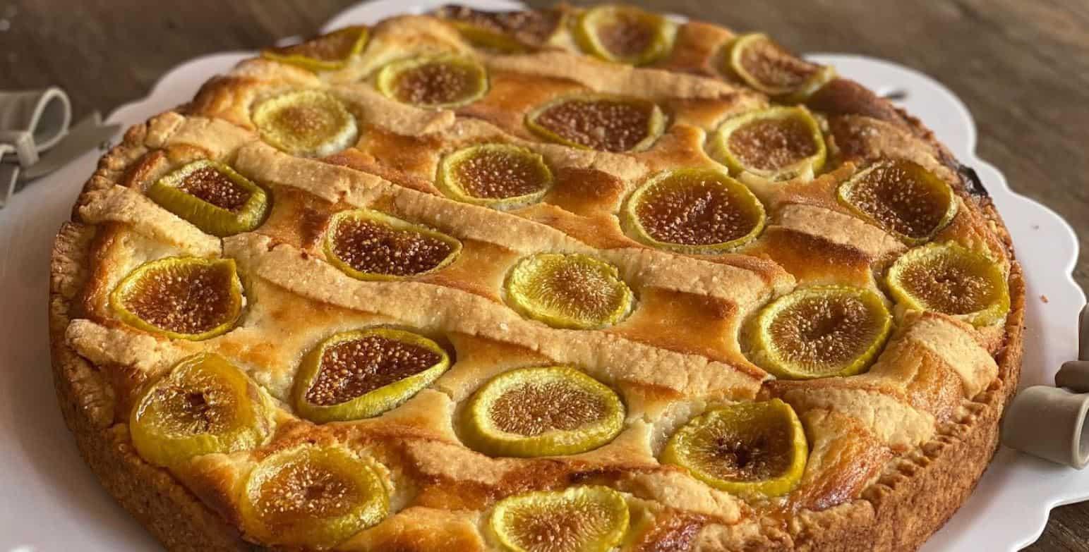 Benedetta Parodi promette la ricetta della torta di fichi e poi la regala sui social