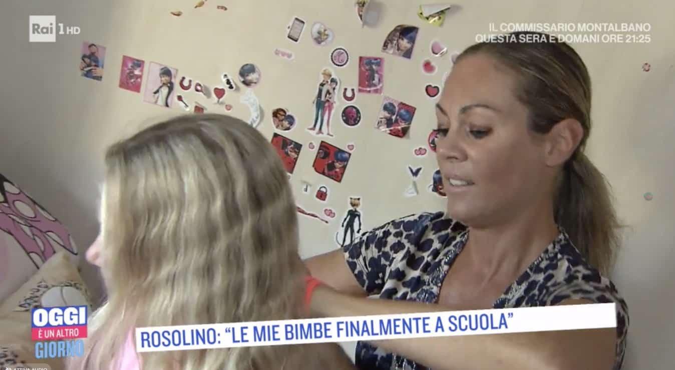 Rosolino e Natalia Titova liberi, le figlie sono finalmente tornate a scuola (Foto)