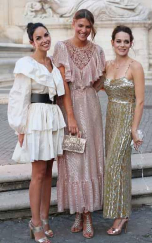 Al Biagiotti Fashion Show i look scelti dalla Balivo, Chiatti, Romina Power e le altre (Foto)