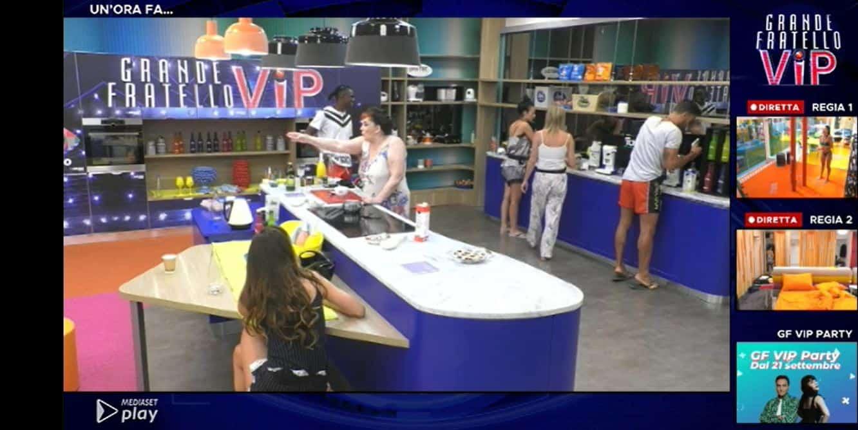 Patrizia de Blanck minaccia di lasciare il GF VIP 5: presenta il conto in confessionale