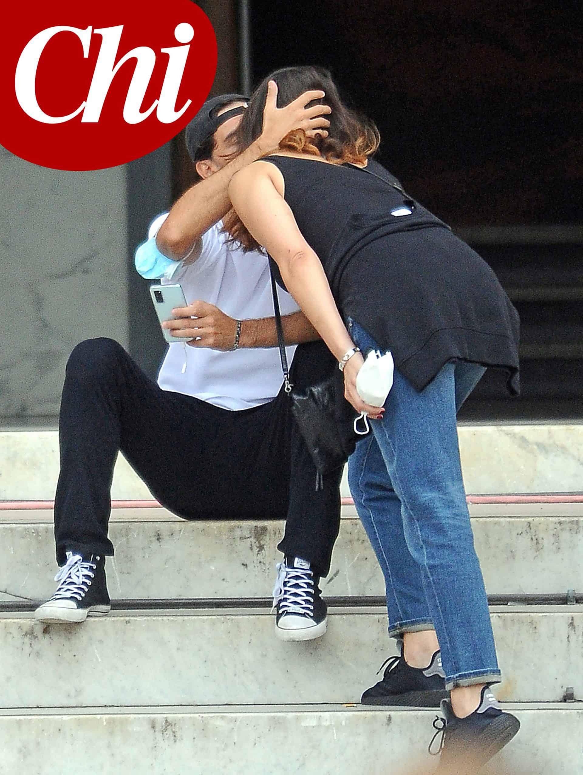 Elisa Isoardi e Raimondo Todaro bacio o non bacio su Chi? (FOTO)