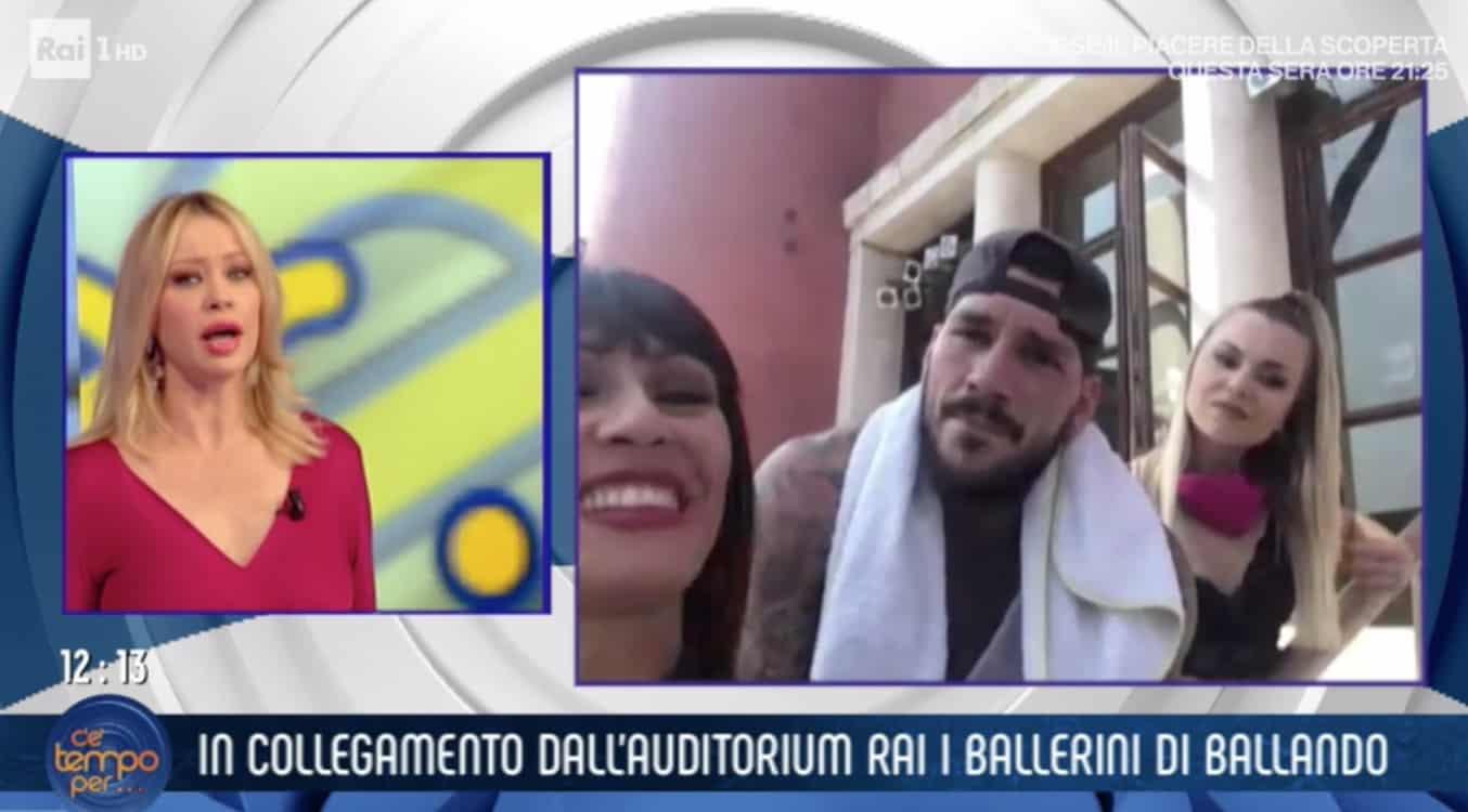"""Daniele Scardina finalmente si allena per Ballando con le Stelle: """"Sembra combattere mentre balla"""" (Foto)"""