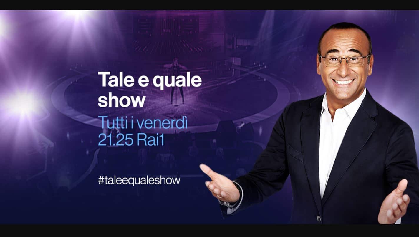 Il venerdì di Rai 1 si riaccende con Tale e quale show 2020: le anticipazioni